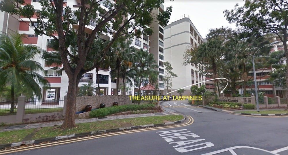 Treasure At Tampines, Treasure at Tampines Condo, Treasure at Tampines Sim Lian, Sim Lian Tampines Court